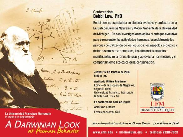 bobbi-low-darwin-day-lecture